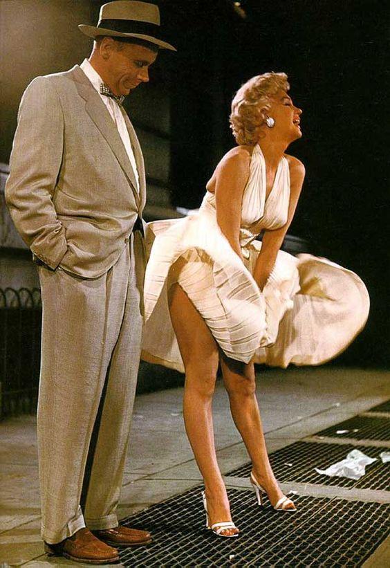 Travilla - Costume de Marilyn Monroe - Sept Ans de Réflexion - 1955