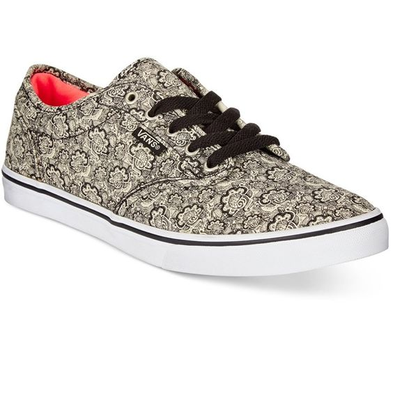 NIB Vans Womens Atwood Low Henna Sneaker Size 7 Brand new in box. Vans Shoes Sneakers