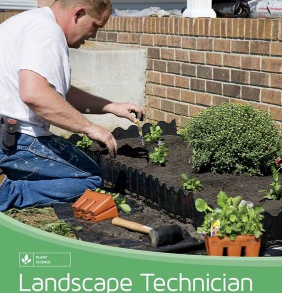 Agriculture Career: Landscape Technician | All About Agricultural ...