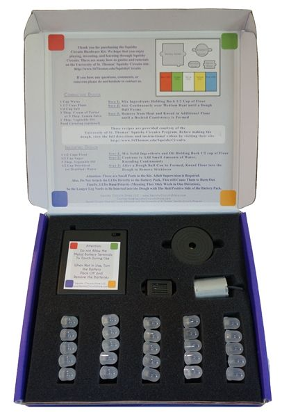 Squishy Circuits Kit - MakerShed