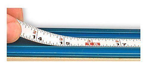Kreg Kms7724 1 2 Inch X 12 Feet Self Adhesive Measuring Tape Left To Right 647096514143 Ebay Tape Measure Adhesive Adhesive Tape