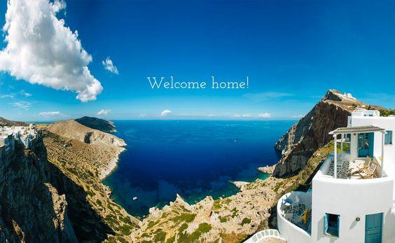 Chora Folegandros  Hotels