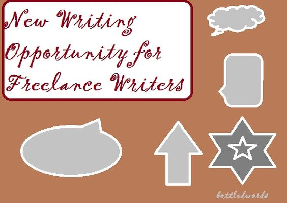 New Writing Opportunity - Persona Paper