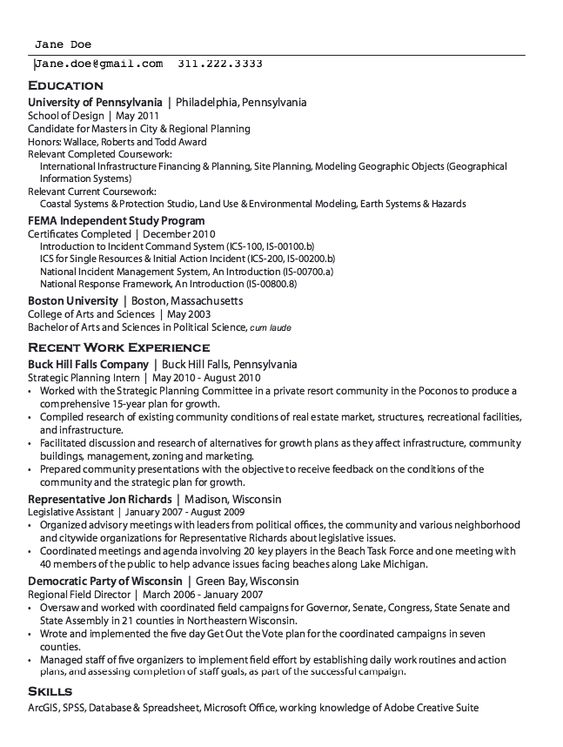 Sample Outline Legislative Assistant Resume - http\/\/resumesdesign - Coastal Engineer Sample Resume