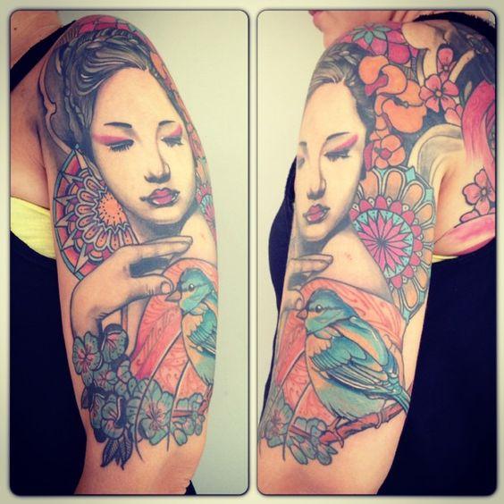 George Kalodimas - Sake Tattoo
