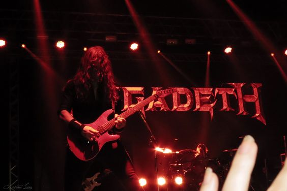 https://flic.kr/p/Ke2BLZ | Kiko Loureiro | Megadeth em Fortaleza 2016
