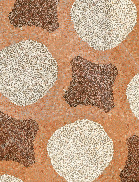 Romanorum opus musivum |Grandinetti srl #grandinettisrl #pavimento #tiling #graniglia #terrazzotile #decori #design #livingroom #soggiorno #mosaico #homerenovation #ristrutturare #texture #pattern #decorogeometrico