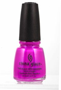 China Glaze- Purple Panic