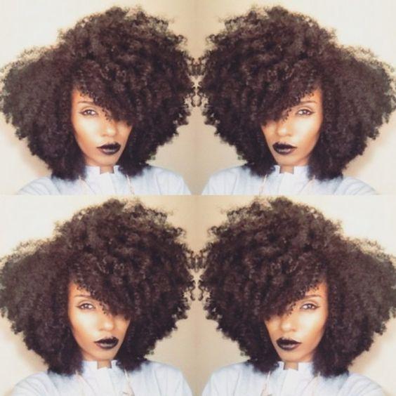 10 Hot Instagram Natural Hair Gurus that You Should Follow