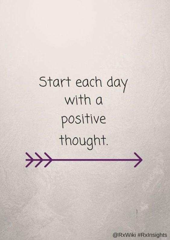 start each day with a positive thought life quotes quotes