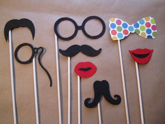Moustaches and more...