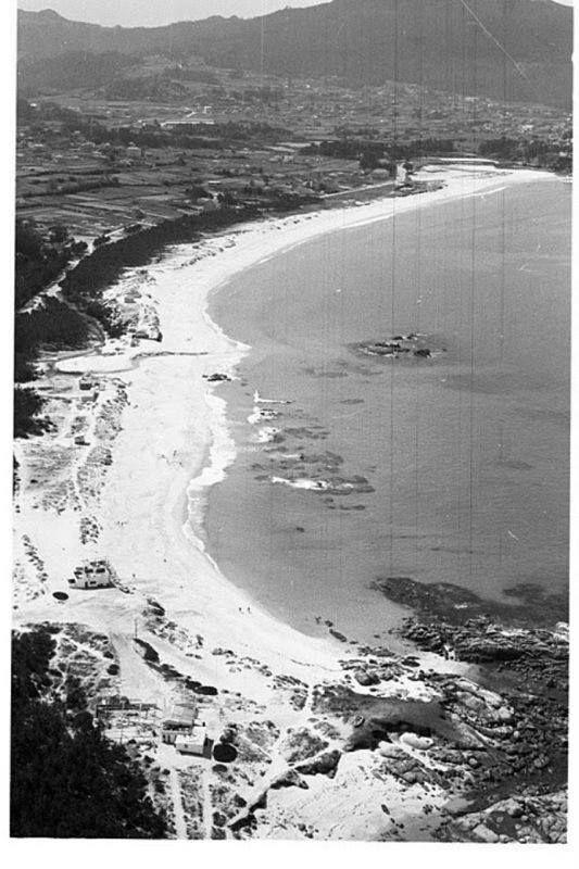 Playa de Samil.