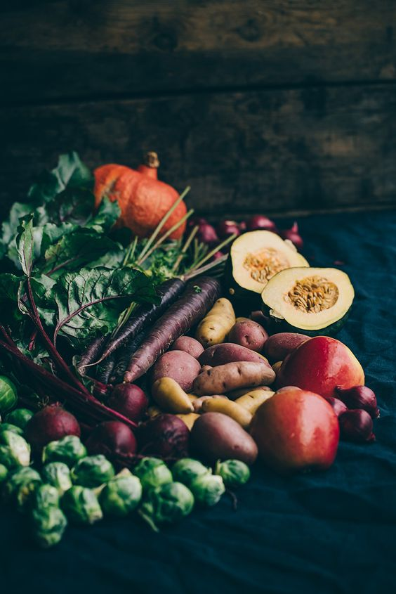 What Fruits and Vegetables are in Season in November? c/o @Luvoinc