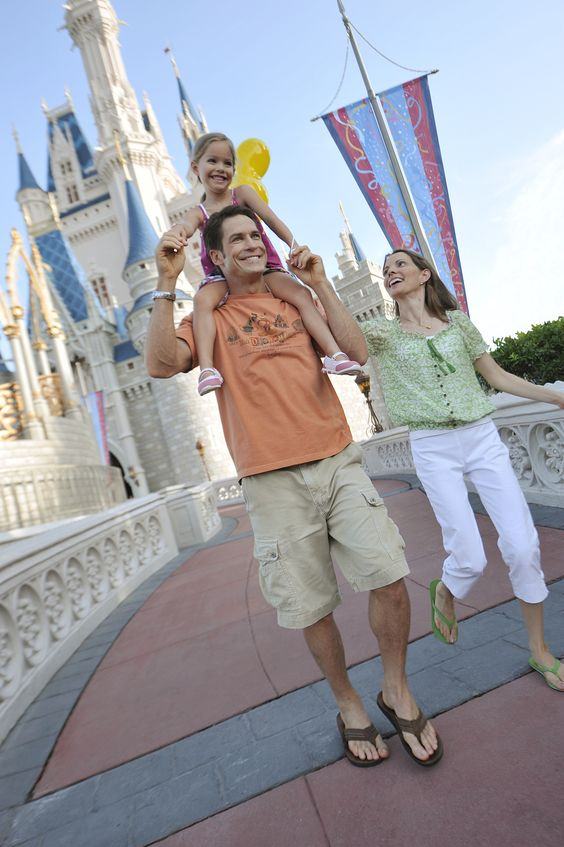 Image result for disney magic kingdom happy families