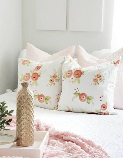 Pretty Handmade Home Decor