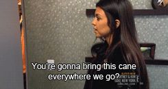 "21 Times Kourtney And Scott Made ""Keeping Up With The Kardashians"""