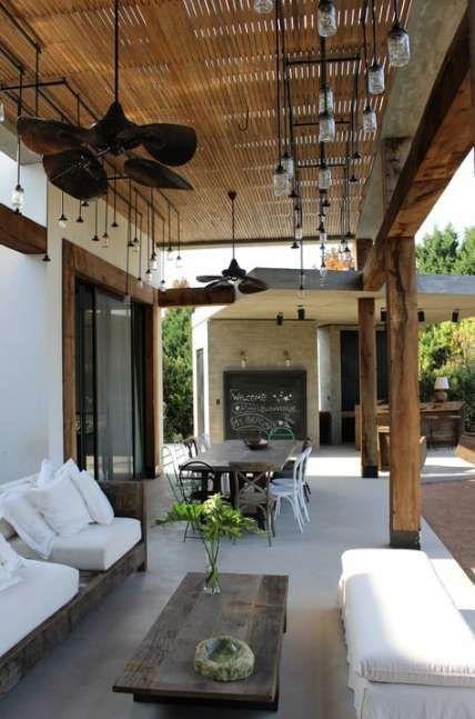 House Design Outdoor Terraces Ideas
