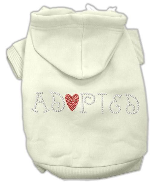 Adopted Hoodie Cream XXL (18)