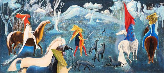 Cómo distinguir entre la pintura de Remedios Varo y Leonora Carrington