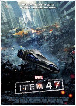 Filme Vingadores Especial: Item 47 Online