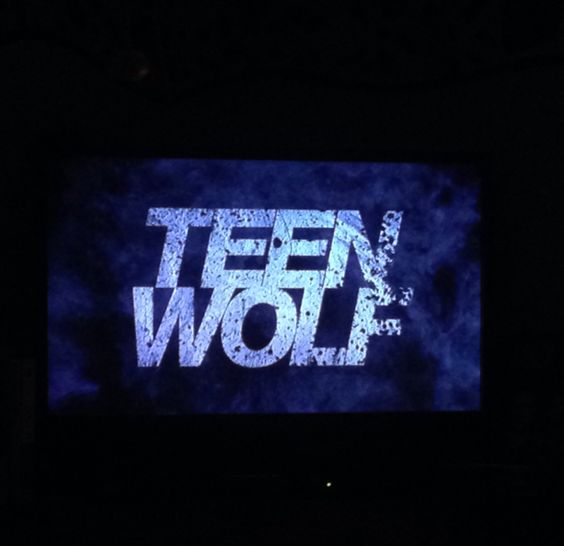 Watching season two of teen wolf