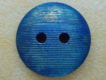 10 Knöpfe blau 18mm (6157-3) Jackenknöpfe Knopf