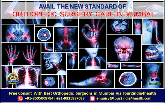 Avail the New Standard of Orthopedic Surgery Care in Mumbai