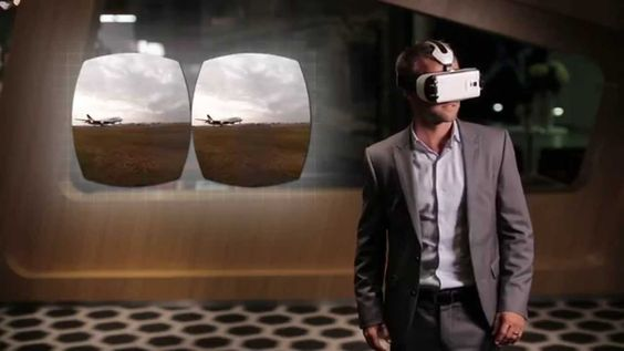 Qantas x Samsung Gear VR