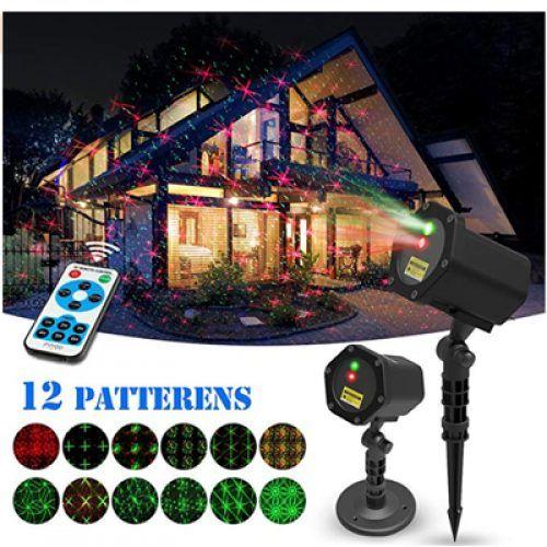 Innoo Tech Christmas Laser Lights For 19 79 At Amazon