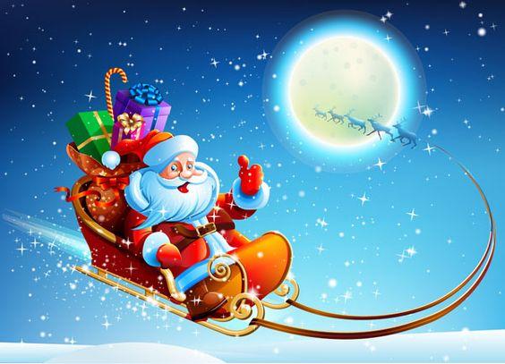 Conflicto Psicosocial resuelto entre a Los Reyes Magos y Papá Noel