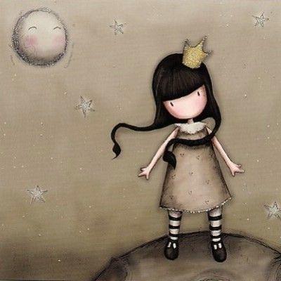 Reine des étoiles-gorjuss