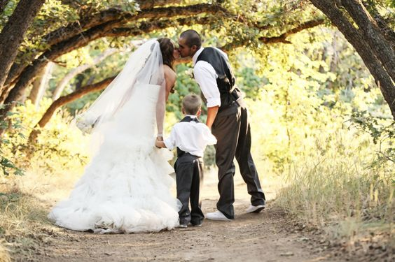 Airy with Elegance and Love - The Inspired Bride - Red Butte Garden Wedding