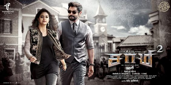 Vikram's `Saamy Square`to release on September