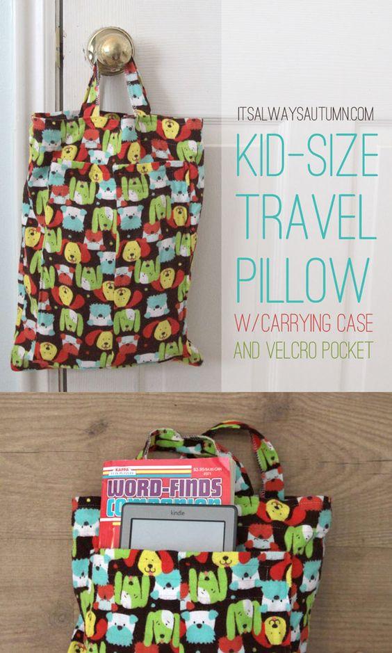 Travel Pillows Kids Travel Pillows And Pillows On Pinterest