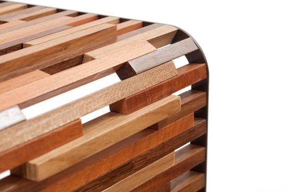 Triplice tables by Pascali Semerdjian Arquitetos