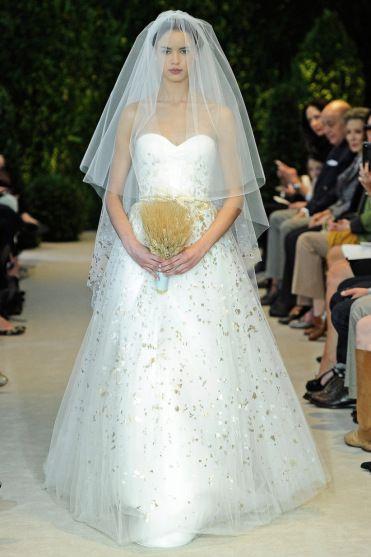 vestido de noiva carolina herrera coleção primavera 2014 05