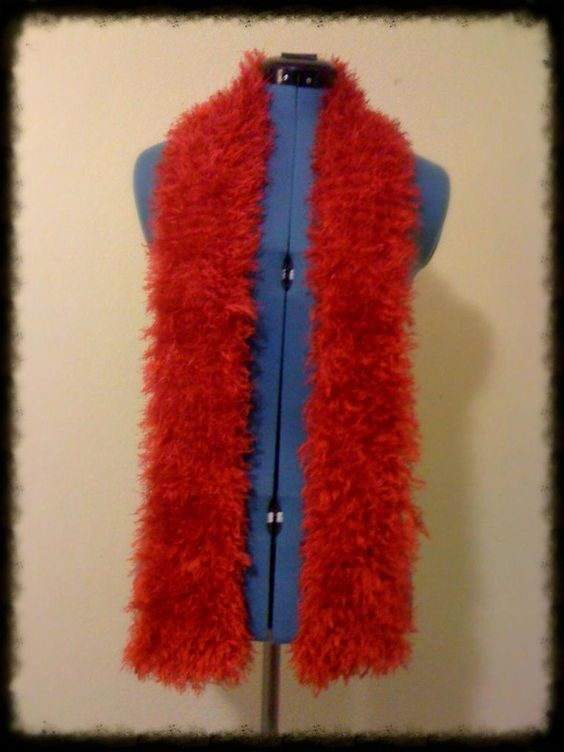 The Ultimate Red Scarf! - $15