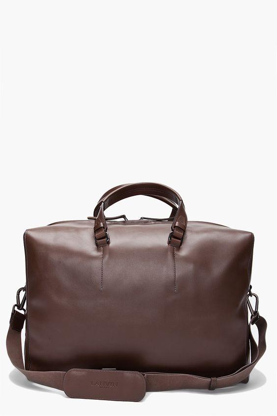 Lanvin Sac Weekend Bag