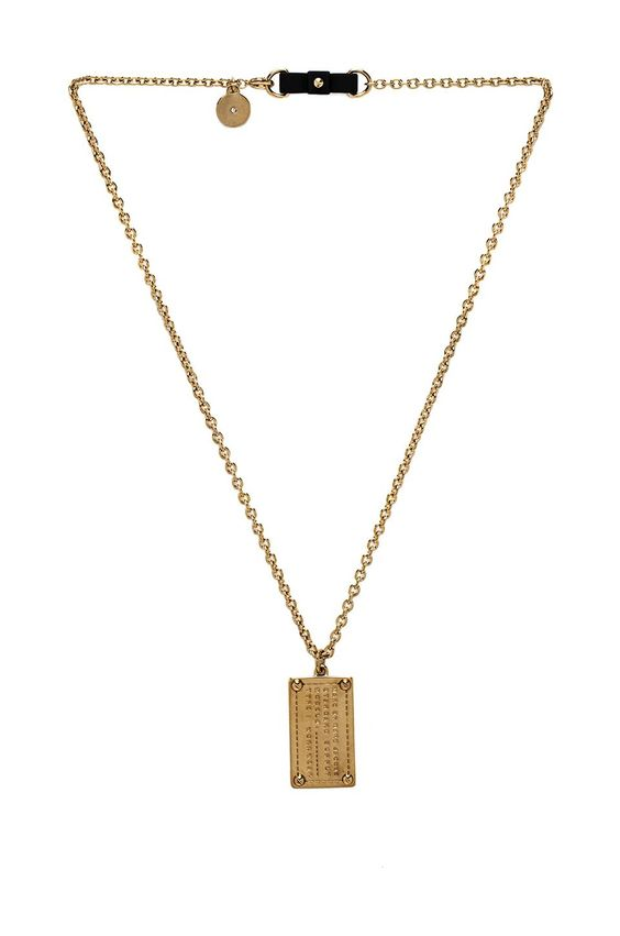 Marc by Marc Jacobs Standard Supply necklace #REVOLVEclothing