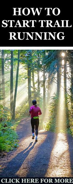 Here are the steps you need to take to start a safe and enjoyable trail running experience: http://www.runnersblueprint.com/how-to-start-trail-running-11-steps-for-beginners/ #Trails #Running #Fitness