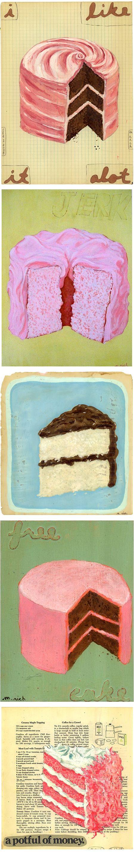 martha rich... CAKE!
