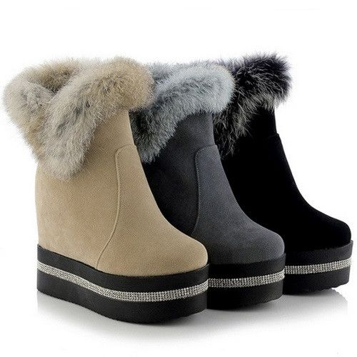 Surprisingly Cute Winter Boots