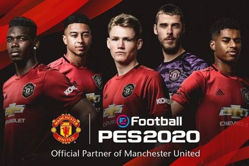 De Gea Miliki Rating Tertinggi Dalam Skuat Manchester United Di Pes 2020 Di 2020 Manchester United Juara Manchester
