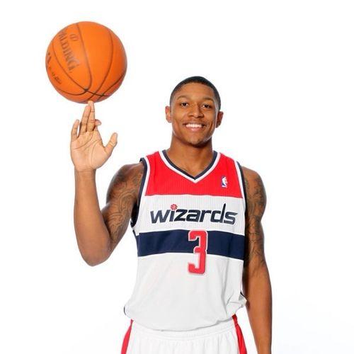 Bradley Beal Wizards Jersey
