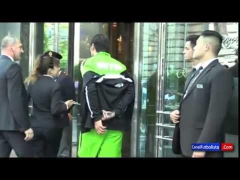 Le sosie de Buffon joue un vilain tour avant la finale (video) - http://bit.ly/1FFAotF