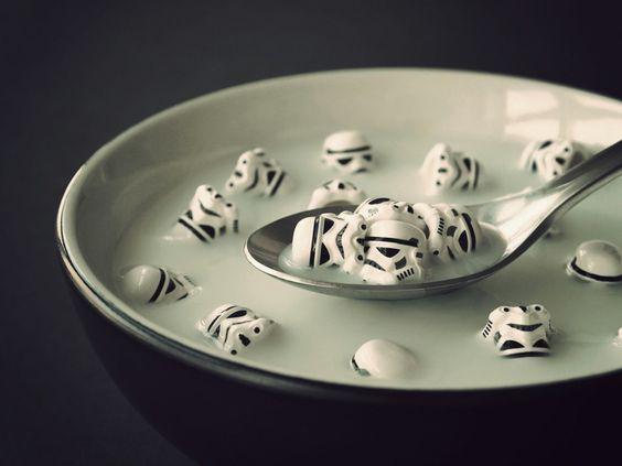 Troop soup