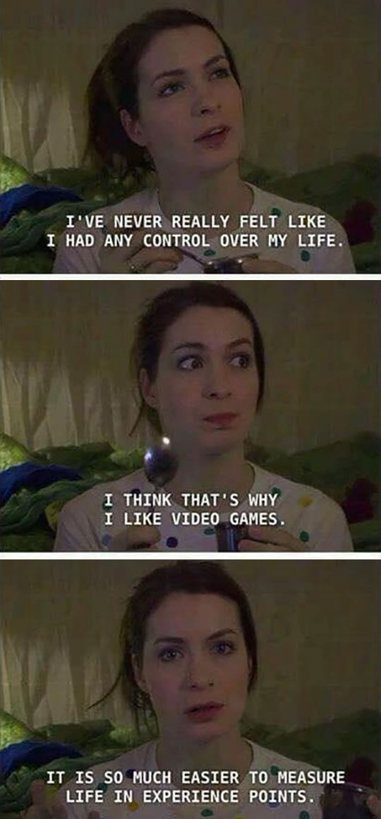 Felicia Day and The Truth About The Gaming Thinking: