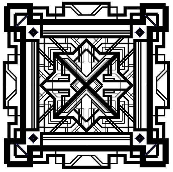 Art Deco Style Design Styles And Art Deco On Pinterest