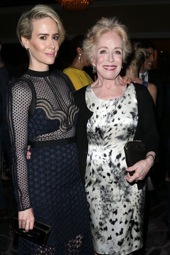 Sarah Paulson and Holland Taylor's Emmys Exchange Really Shows How in Love They Are