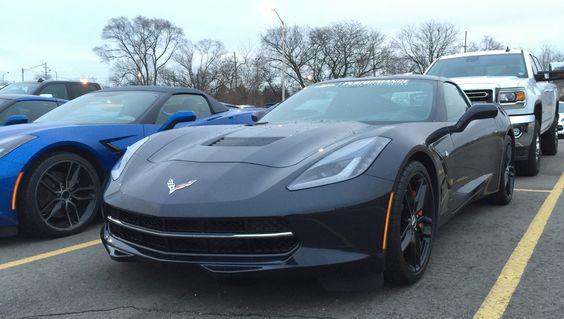 C7 Z51 Corvette Stingray - Black is Bad